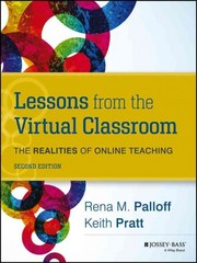 Lessons from the Virtual Classroom 2nd Edition 9781118224755 1118224752