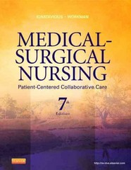 Medical-Surgical Nursing 7th Edition 9781437728019 1437728014