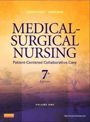 Medical-Surgical Nursing 7th edition 9781437727999 1437727999