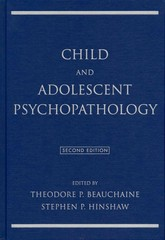 Child and Adolescent Psychopathology 2nd Edition 9781118120941 1118120949
