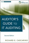Auditor's Guide to IT Auditing, + Software Demo 2nd edition 9781118147610 1118147618