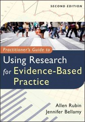 Practitioner's Guide to Using Research for Evidence-Based Practice 2nd Edition 9781118136713 1118136713