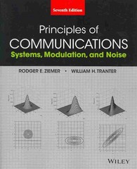 Principles of Communications 7th Edition 9781118078914 1118078918