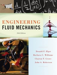 Engineering Fluid Mechanics 10th Edition 9781118164297 1118164296