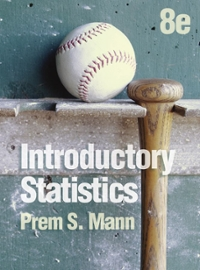 Introductory Statistics 8th edition 9780470904107 0470904100