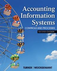 Accounting Information Systems 2nd Edition 9781118473030 1118473035