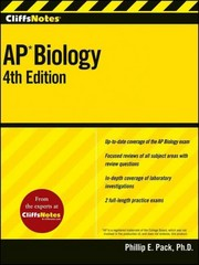 CliffsNotes AP Biology 4th Edition 9781118127995 1118127994