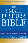 The Small Business Bible 3rd Edition 9781118135945 1118135946