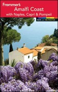 Frommer's The Amalfi Coast with Naples, Capri and Pompeii 4th edition 9781118074671 111807467X