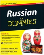 Russian For Dummies 2nd Edition 9781118127698 1118127692