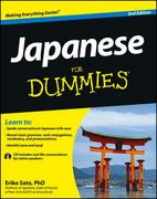Japanese For Dummies 2nd Edition 9781118130711 1118130715