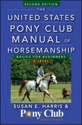 The United States Pony Club Manual of Horsemanship 2nd Edition 9781118123782 1118123786