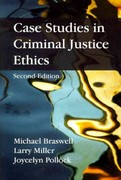 Case Studies in Criminal Justice Ethics 2nd edition 9781577667476 1577667476