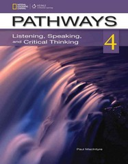 Pathways 4 1st Edition 9781111347796 1111347794