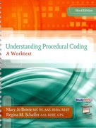 Understanding Procedural Coding 3rd Edition 9781133284512 1133284515