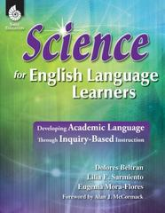 Science for English Language Learners 1st Edition 9781425808594 142580859X