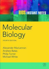 BIOS Instant Notes in Molecular Biology 4th Edition 9780415684163 0415684161