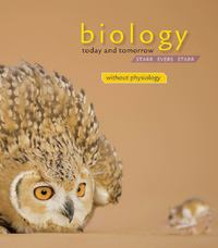 Biology Today and Tomorrow without Physiology 4th edition 9781133365365 1133365361