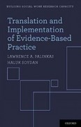 Translation and Implementation of Evidence-Based Practice 1st Edition 9780195398489 0195398483