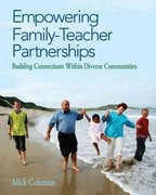 Empowering Family-Teacher Partnerships 1st Edition 9781452241807 1452241805