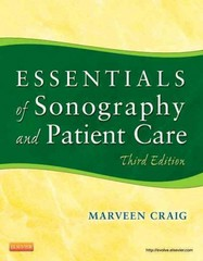 Essentials of Sonography and Patient Care 3rd Edition 9781437735451 1437735452