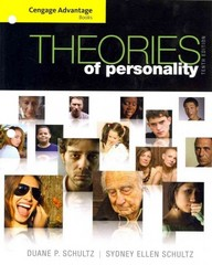 Theories of Personality 10th edition 9781111835200 1111835209