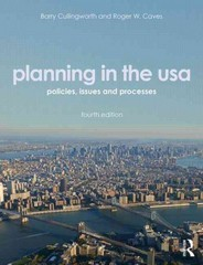 Planning in the USA 4th Edition 9780415506977 0415506972