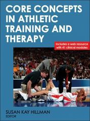 Core Concepts in Athletic Training and Therapy 1st Edition 9780736082853 0736082859