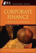 Corporate Finance 2nd Edition 9781118217290 1118217292