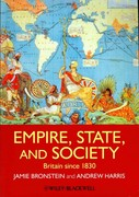 Empire, State, and Society 1st Edition 9781405181808 140518180X