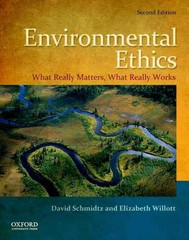 Environmental Ethics 2nd edition 9780199793518 0199793514