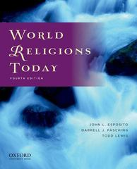 World Religions Today 4th edition 9780199759514 0199759510