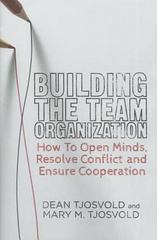 Building the Team Organization 1st Edition 9780230247123 0230247121