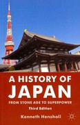 A History of Japan 3rd Edition 9780230346628 0230346626
