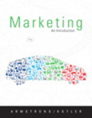 Marketing 11th edition 9780132744034 0132744031