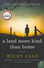 A Land More Kind Than Home 1st Edition 9780062088239 0062088238