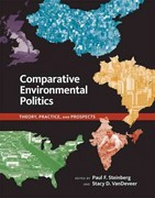 Comparative Environmental Politics 1st Edition 9780262693684 0262693682