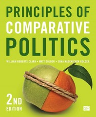 Principles of Comparative Politics 2nd edition 9781608716791 1608716791