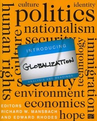 Introduction Globalization: Analysis and Readings 1st edition 9781608717422 1608717429
