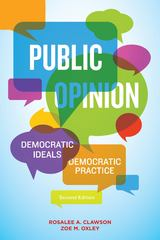 Public Opinion 2nd Edition 9781608717965 1608717968