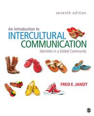 An Introduction to Intercultural Communication 7th Edition 9781412992879 1412992877