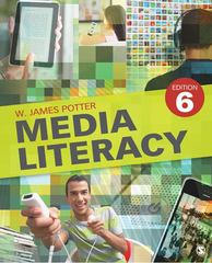 Media Literacy 6th edition 9781452206257 1452206252