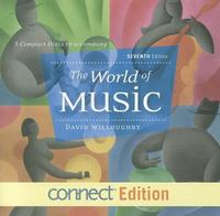 3-CD set for use with The World of Music 7th Edition 9780077493165 0077493168