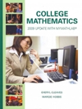 College Mathematics 2009 Update with MyMathLab