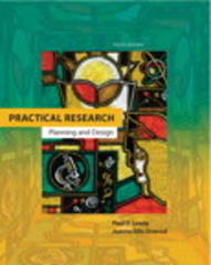 Practical Research 10th Edition 9780132693240 0132693240