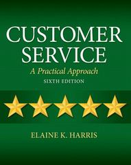 Customer Service 6th Edition 9780132742399 013274239X