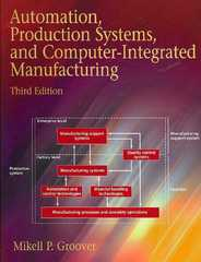 Automation, Production Systems, and Computer-Integrated Manufacturing 3rd edition 9780132393218 0132393212