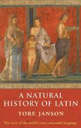 A Natural History of Latin 0 9780199214051 0199214050