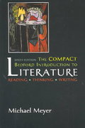 The Compact Bedford Introduction to Literature 6th edition 9780312398811 0312398816