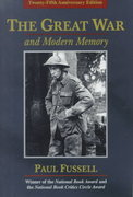 The Great War and Modern Memory 25th Edition 9780195133325 0195133323